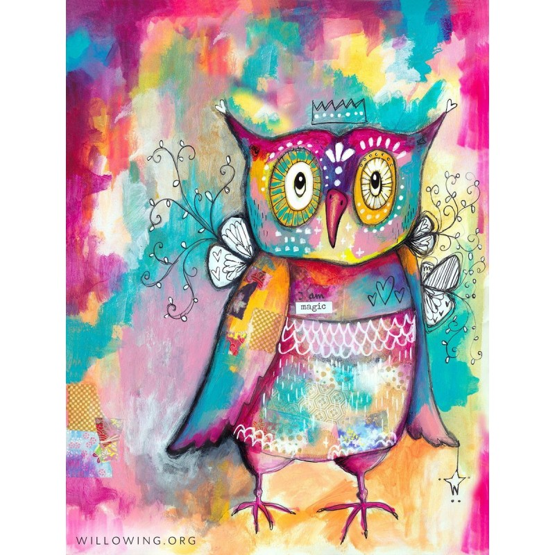 Willowing Arts Owl W...