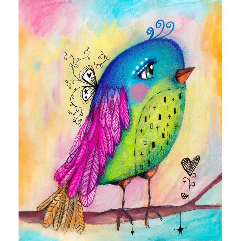 Willowing Arts Sweet Bird...